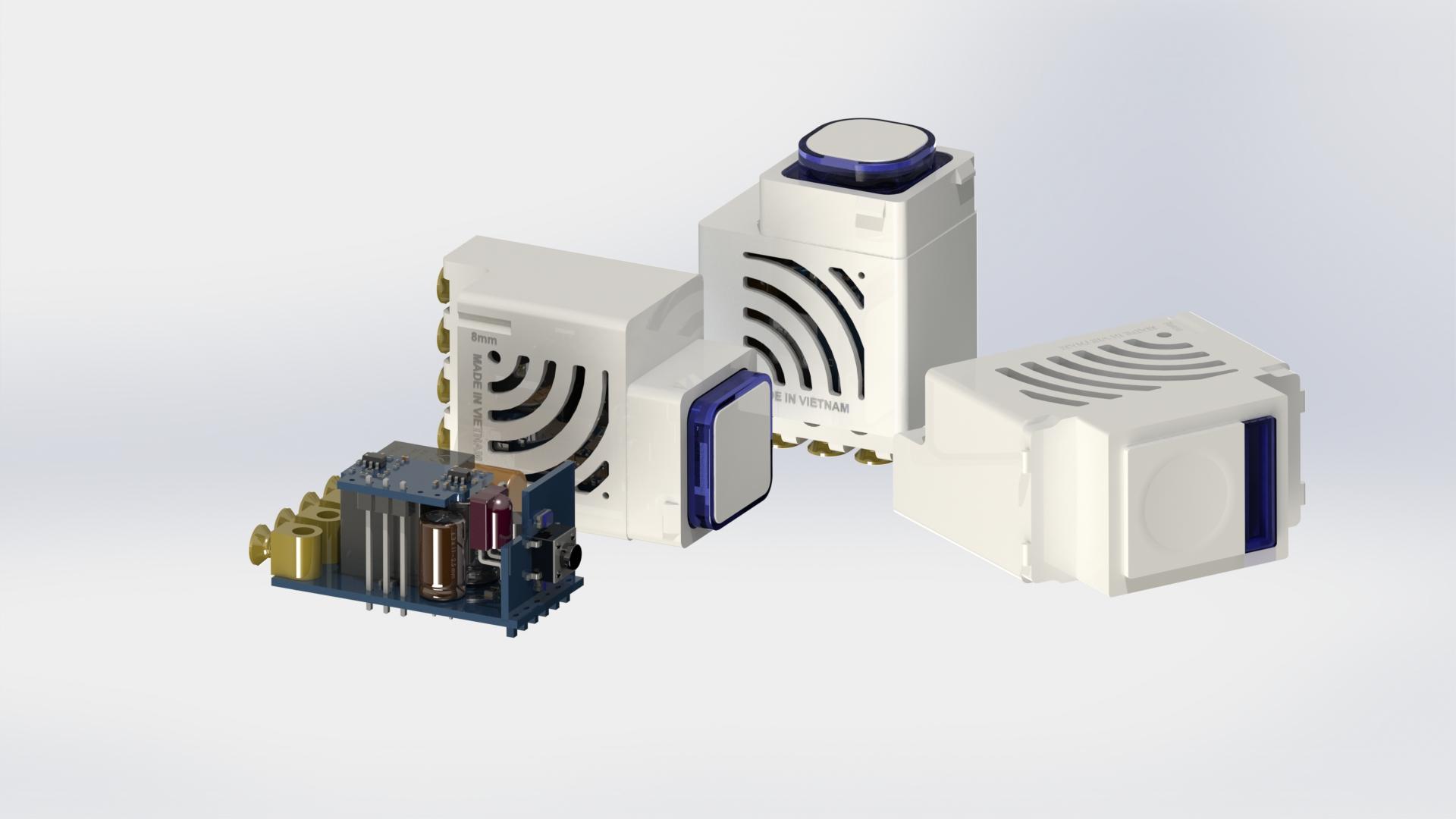 Công tắc cảm ứng Smart X