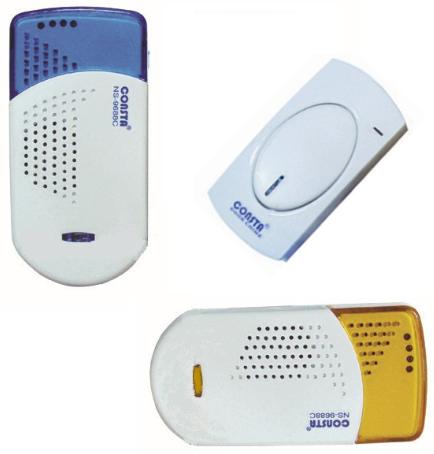 Chuông điện không dây Consta NS-9688C