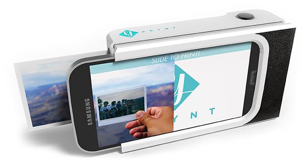 Prynt Cases - Máy in trên điện thoại di động