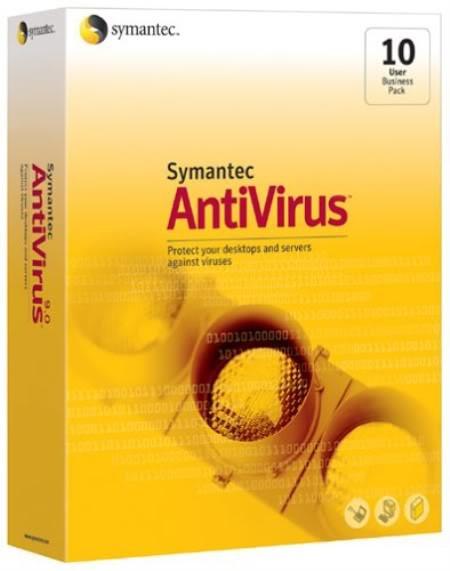 Cài đặt chương trình bảo vệ máy tính Symantec Client Security