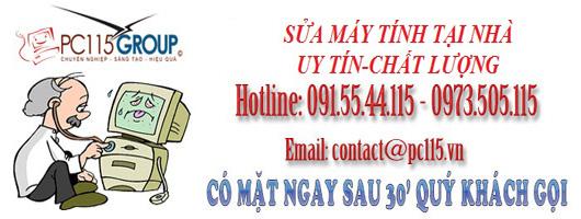Sửa laptop tại nhà Hà Nội uy tín - giá rẻ