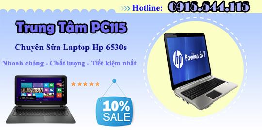 sua laptop hp 6530s