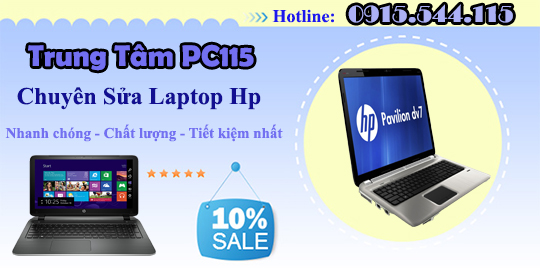 sua laptop hp tai nha