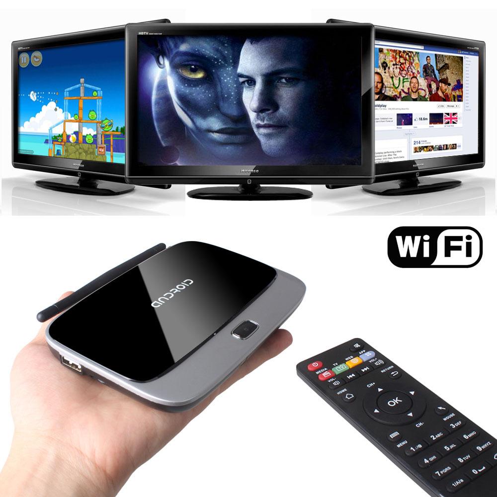 Xem tivi trên màn hình máy vi tính với Tivi Box