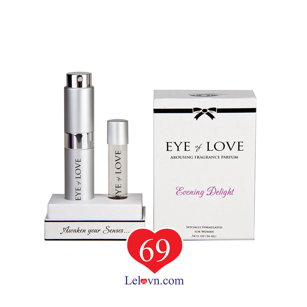 TK7259 Nước Hoa Kích Dục Nam Eye Of Love Evening Delight (12ml)