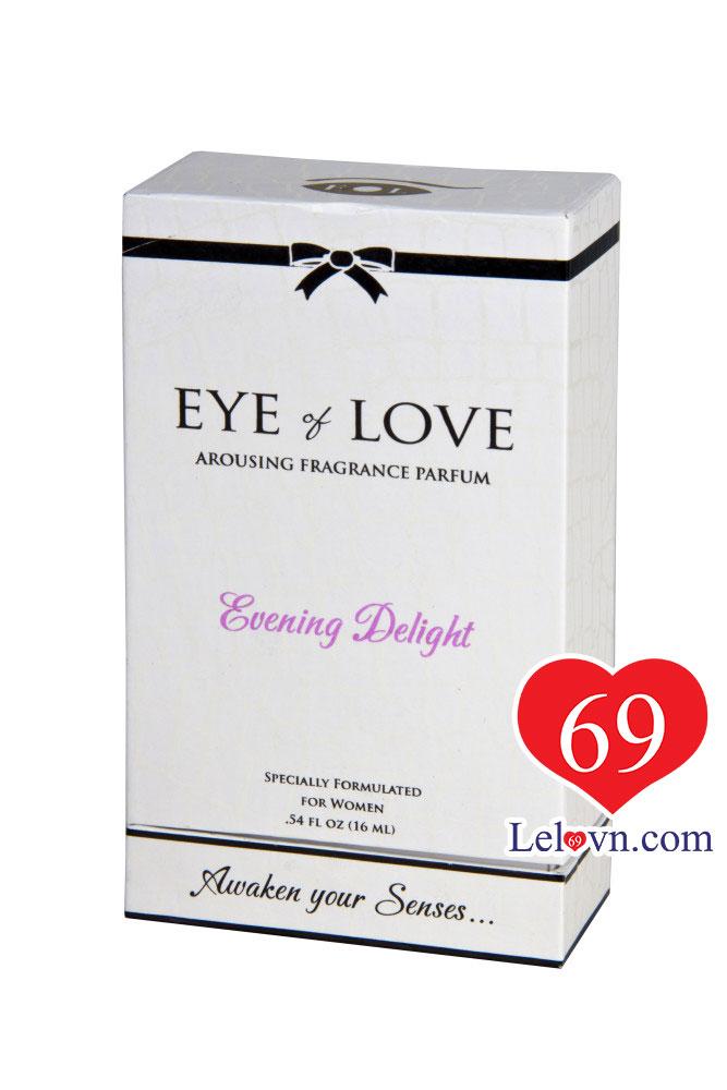 Bao bì nước hoa kích dục Eye oF Love Evening Delight
