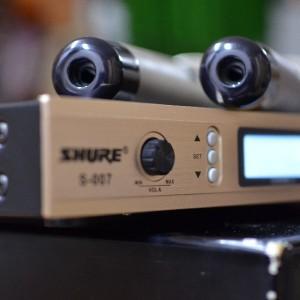 Micro không dây shure S007