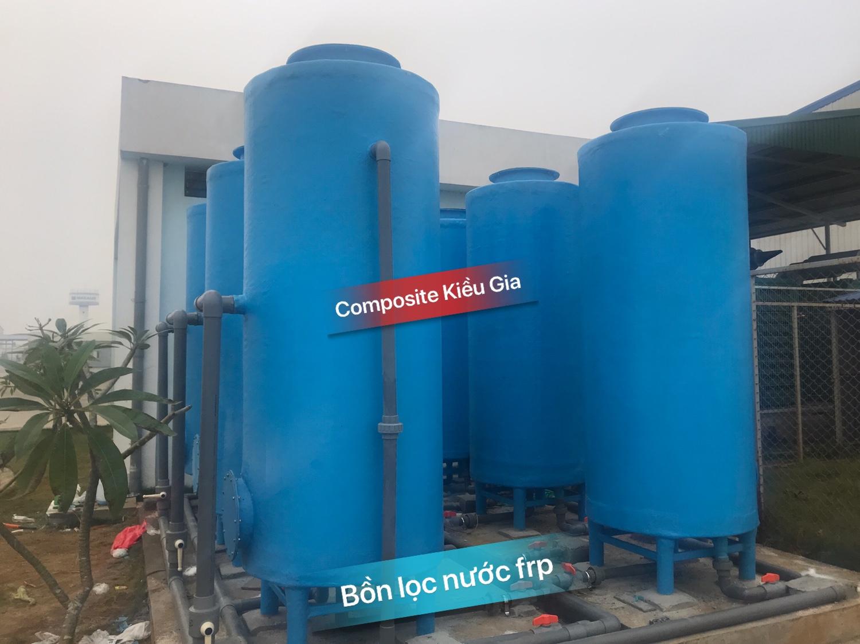 Các sản phẩm composite phục vụ trong công nghiệp