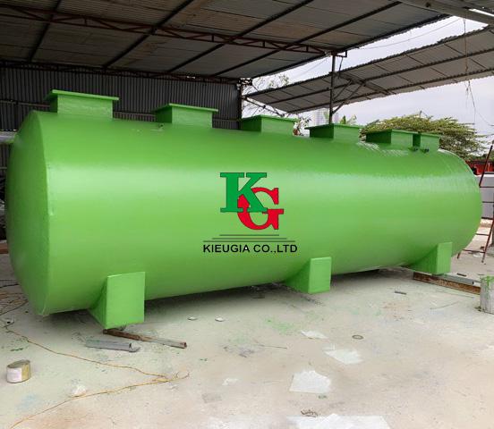 Bồn Composite xử lý nước thải, bồn frp chứa nước thải