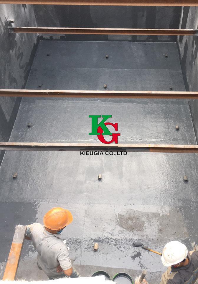 Kiều Gia composite - bọc phủ FRP cho bồn thép