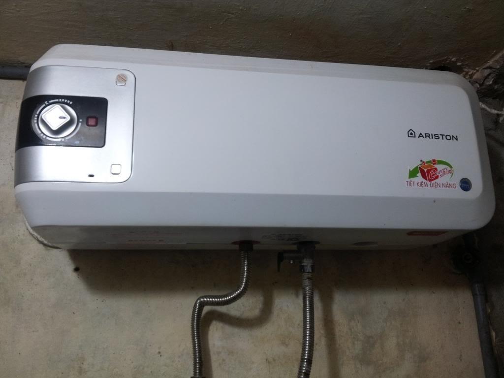 Bình nóng lạnh ariston Titech Pro 40l giá rẻ tại Hà Nội