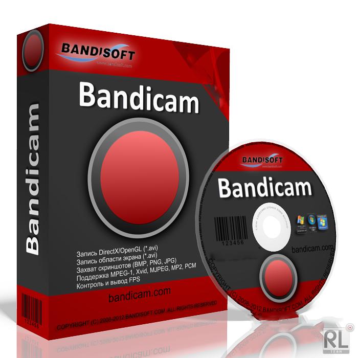 Tải Bandicam Full Crack - phần mềm quay video, ghi âm, chụp ảnh màn hình