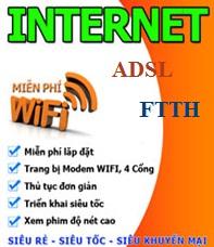 Internet ADSL FPT