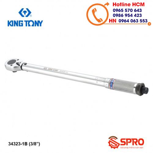 Cờ lê cân lực Kingtony 34323-1B - Lực đo chính xác