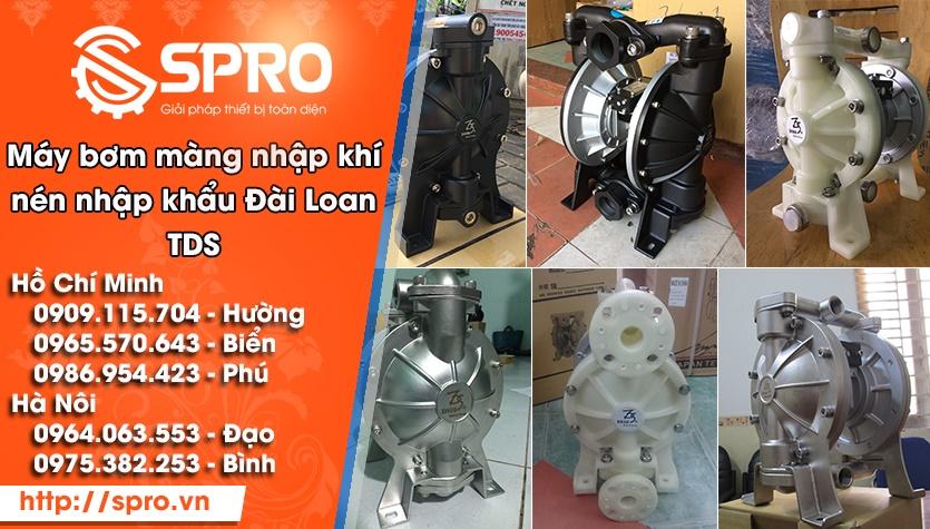 Nhà cung cấp các sản phẩm máy bơm màng khí nén nhập khẩu giá rẻ