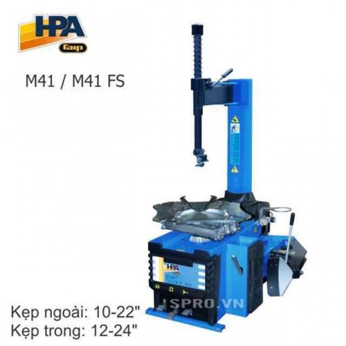Bộ thiết bị HPA trong gara sửa chữa ô tô chuyên nghiệp