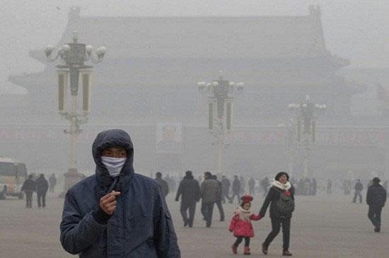 Trung Quốc đốt than làm chết 4.000 người mỗi ngày