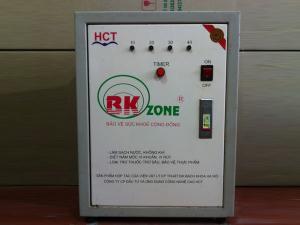 Một loại máy công nghiệp sản xuất khí ozone của Bach