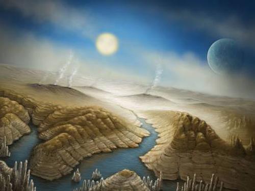 Dự đoán bề mặt hành tinh Kepler- 425b
