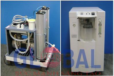 Bộ tạo Oxy hỗ trợ máy ozone công nghiệp V-200