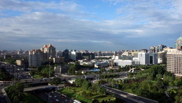 Bầu trời Bắc Kinh trở lại xám xịt sau lễ diễu binh