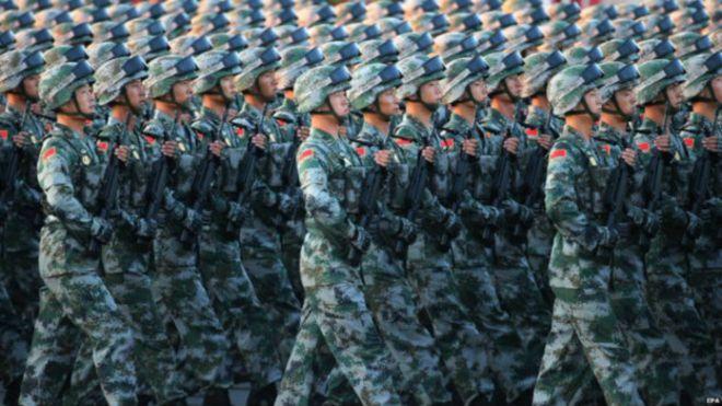 Bắc Kinh hưởng không khí sạch trong thời gian duyệt binh