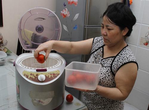 Nhiều người sử dụng các loại máy ozone thấy mùi hăng phát ra