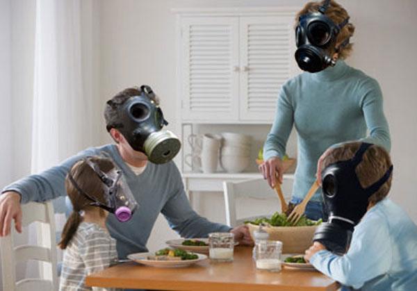 5 cách giữ an toàn cho chất lượng không khí trong nhà