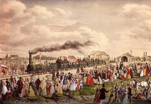 Các cuộc cách mạng ở Anh cách đây 200 năm đã bắt đầu sử dụng than đá là chính