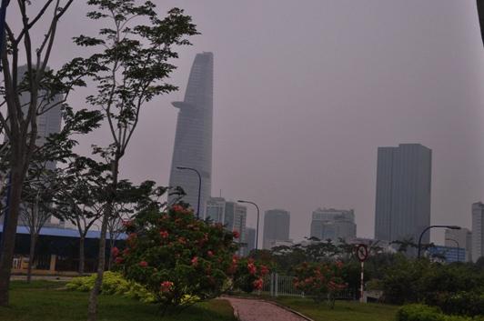 Nhiều quận tại Thành Phố Hồ Chí Minh chìm trong ô nhiễm