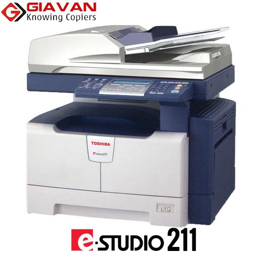 Máy Photocopy Toshiba E211 Nhập Khẩu