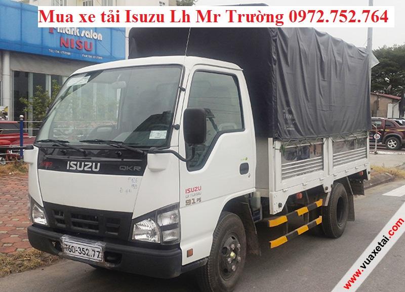 Isuzu 1T4 QKR55F 1,4 tấn