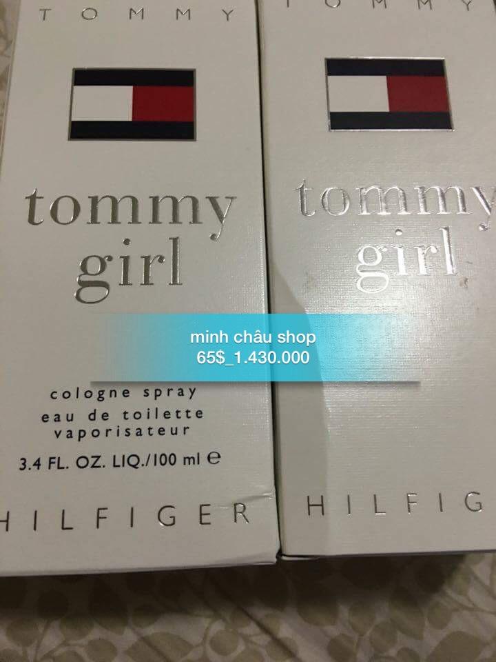 TOMMY BOY GIRL