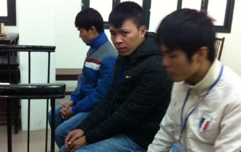 Ba thanh niên