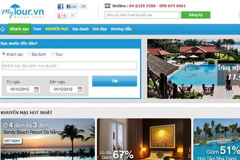 Việt Nam đứng cuối bảng về du lịch trực tuyến ở Đông Nam Á
