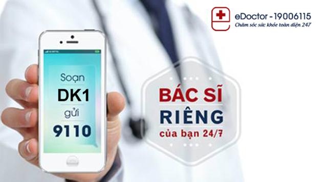 Chăm sóc sức khỏe eDoctor của Viettel sẽ được miễn phí dùng thử