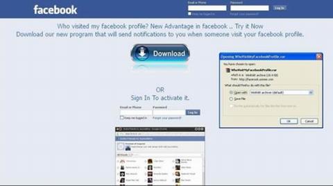 Cẩn thận với các trang Facebook giả mạo