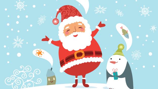 Miễn phí tặng thiệp giáng sinh cho người thân yêu