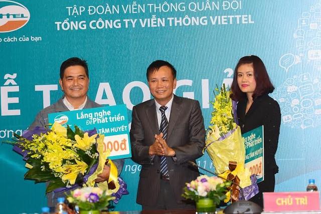 Viettel nhận hơn 56.000 ý kiến đóng góp từ khách hàng