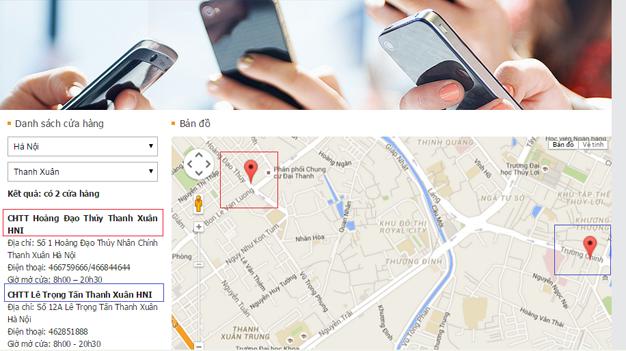 Viettel mong muốn cung cấp một cổng thông tin điện tử thân thiện