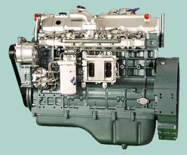 Động cơ Yuchai - YC6A
