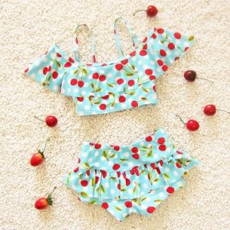 Đồ bơi họa tiết cherry
