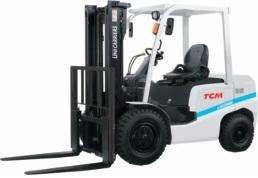 Xe nâng dầu TCM 1.5 - 1.8 - 2 - 2.5 - 3 TẤN