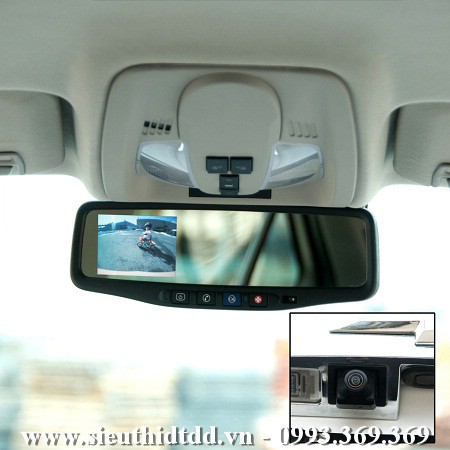 Camera Rearview Mirror Car
