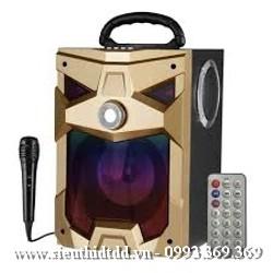 Loa Karaoke RX-302 Bluetooth