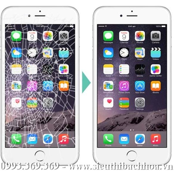 Thay Mặt Kính Smartphone - iPhone Giá Rẻ Phú Nhuận HCM