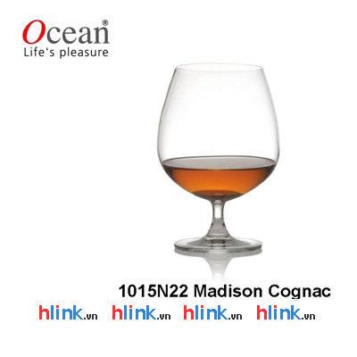 Bộ 6 Ly Thủy Tinh Madison Cognac - 1015N22 - 650ml