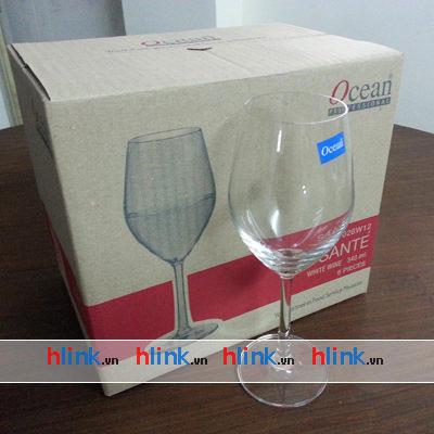 Bộ 6 Ly Thủy Tinh Santé White Wine - 1026W12 - 340ml