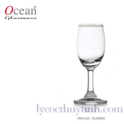Bộ 6 Ly Thủy Tinh Classic Liqueur - 1501L02 - 60ml