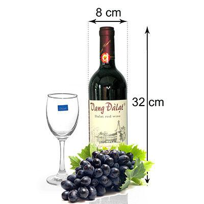 Bộ 6 Ly Thủy Tinh Duchess White Wine - 1503W07 - 200ml